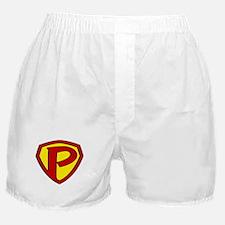 Super P Logo Costume 05 Boxer Shorts
