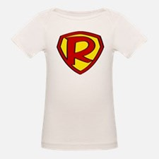 Super R Logo Costume 05 T-Shirt