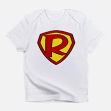 Super R Logo Costume 05 Infant T-Shirt
