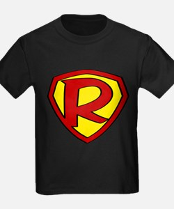 Super R Logo Costume 05 T-Shirt