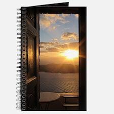 Unique Window view Journal