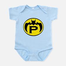 Super P Logo Costume 04 Body Suit