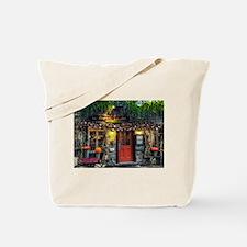 Le Lapin Saute Tote Bag