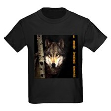 Cool Wolf puppy T