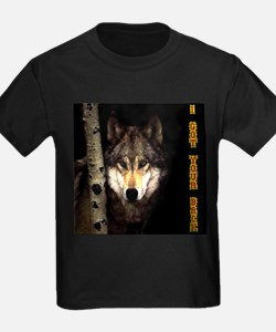 Unique Timber wolf T