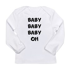 Cool Justine Long Sleeve Infant T-Shirt