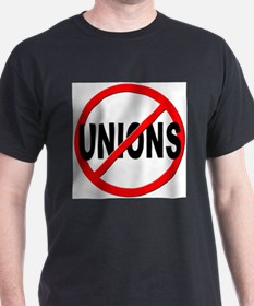 Unique Anti right to work T-Shirt