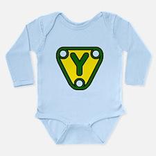 Super Y Logo Costume 06 Body Suit