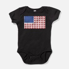 Cute Triumph motorcycles Baby Bodysuit