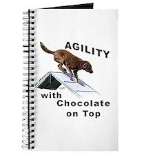Chocolate Lab Agility Journal