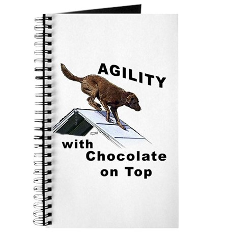 Chocolate Lab Agility Journal
