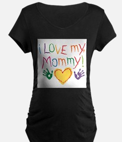 Unique I love my kids T-Shirt