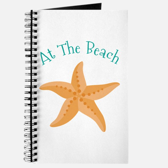 At The Beach Journal