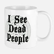 Dead People Mugs