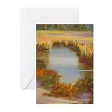 Carmel Marshes Note Cards (Pk of 10)
