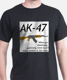 Cute Zombie ak T-Shirt