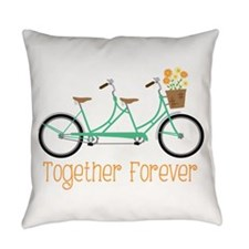 Together Forever Everyday Pillow