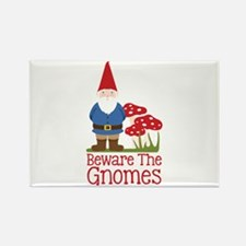 Beware the Gnome Magnets