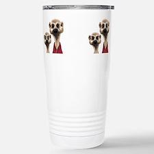 Unique Meerkats Travel Mug