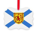 Nova scotia Picture Frame Ornaments