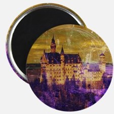 Neuschwanstein Castle Magnets