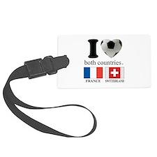 FRANCE-SWITZERLAND Luggage Tag