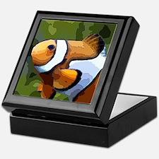 ClownFish20151011 Keepsake Box