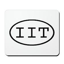 IIT Oval Mousepad