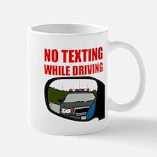 No Texting While Driving Mugs