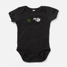 Ewe Baby Bodysuit