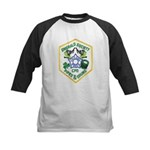 Chicago PD Pipes & Drums Kids Baseball Jersey