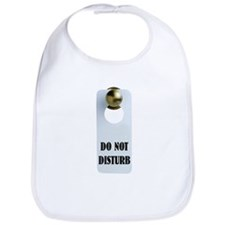 DO NOT DISTURB Bib
