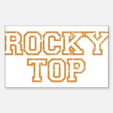 Vintage Rocky Top Decal