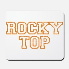 Vintage Rocky Top Mousepad