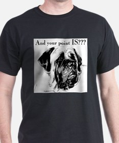 Cute Mastiffs T-Shirt