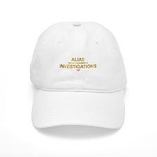 Jessica Jones Alias Investigations Logo Light Cap
