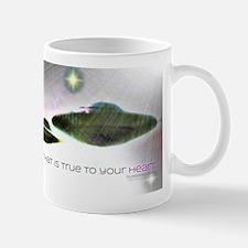 Streaks Of Light Ufo Mug (pleiadian Soul) Mugs