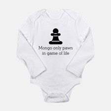 Movie quotes Long Sleeve Infant Bodysuit
