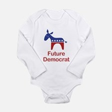 Unique Future baby Long Sleeve Infant Bodysuit