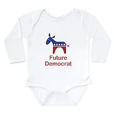 Cute Democrats Onesie Romper Suit