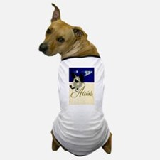 Laika Dog Cosmonaut USSR Space Vintage Dog T-Shirt