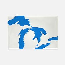Great Lakes Usa Amerikan Big Water Resourc Magnets