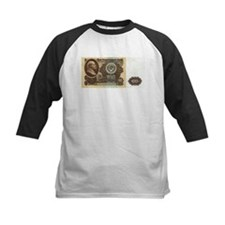 Ruble Soviet Communist currency Baseball Jersey