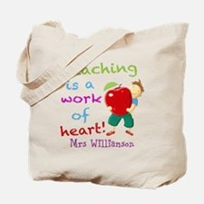 Inspirational Teacher Quote Tote Bag