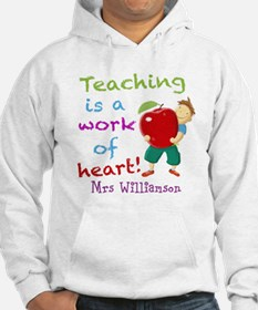 Inspirational Teacher Quote Hoodie