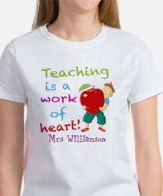 Inspirational Teacher Quote T-Shirt