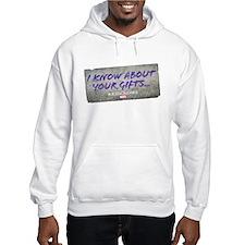 jessica jones graffiti Hoodie Sweatshirt