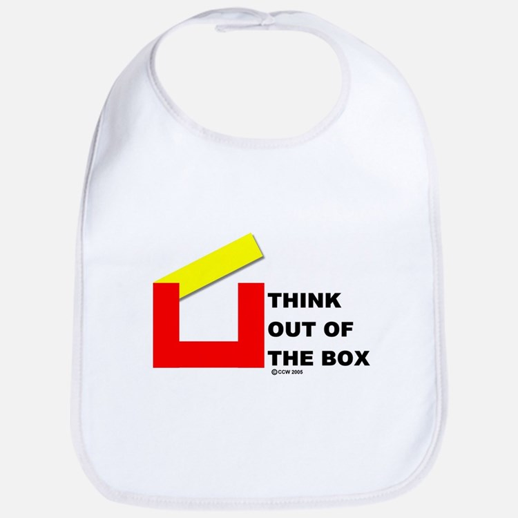 Think Out of The Box Bib