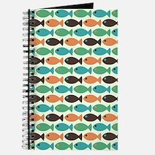School of Fish Journal