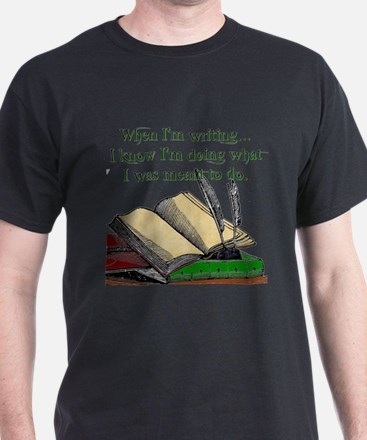 Cute Writer T-Shirt